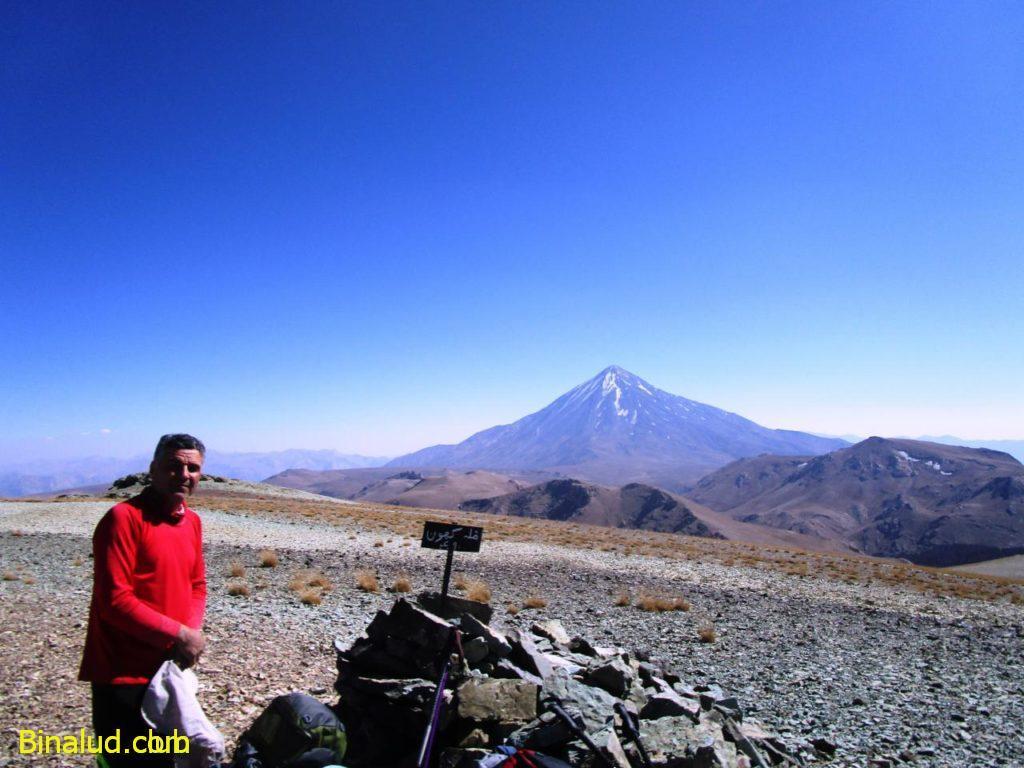 قله کهون