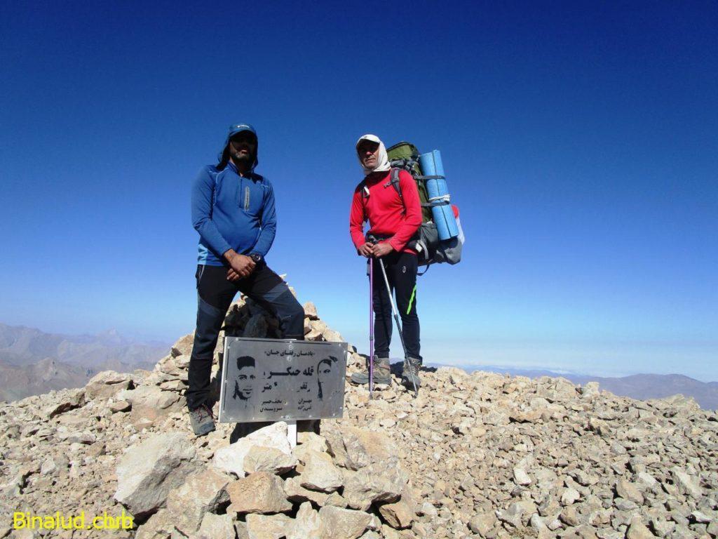 قله چپکرو